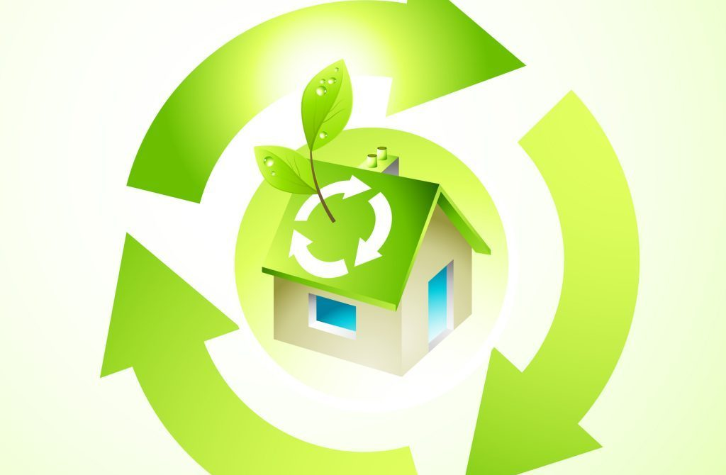 Eco-friendly Green Home