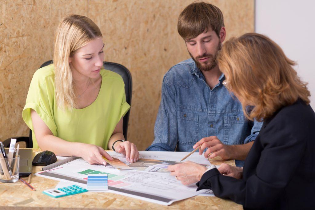choosing house design preference