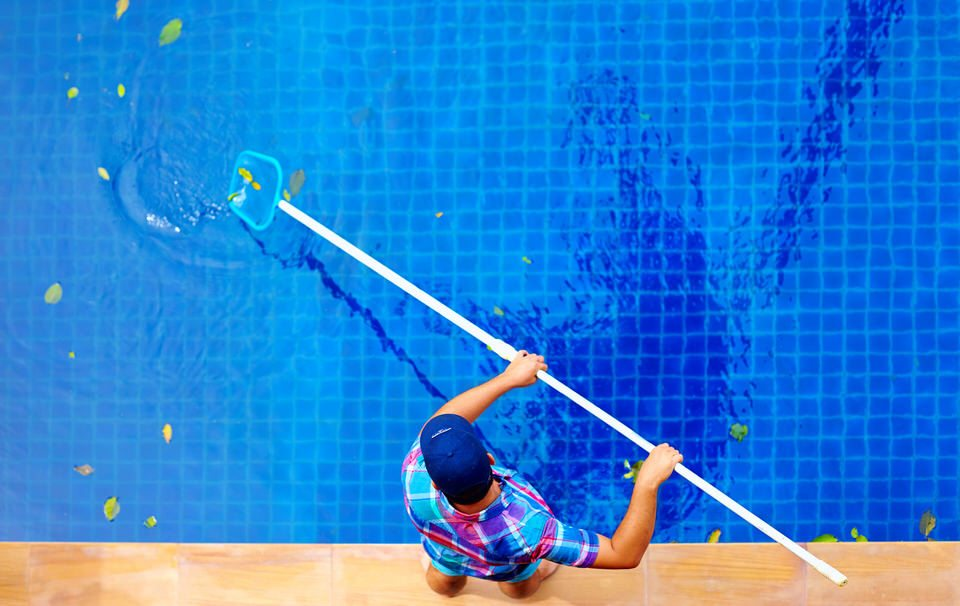 to build a swimming pool maintenance factor